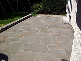 Paving and Flagging